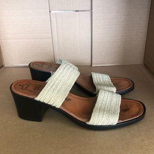 Callisto Chunky Heel Sandals